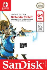 SanDisk ninento switch