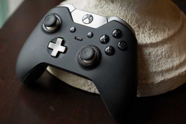 Xbox One console mouse and keyboard