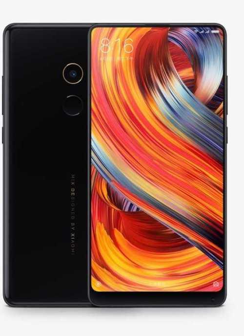 Xiaomi Mi Mix 2 look