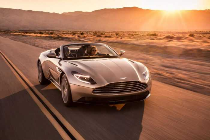 Aston Martin's New Luxury Convertible Has a Sporty Side
