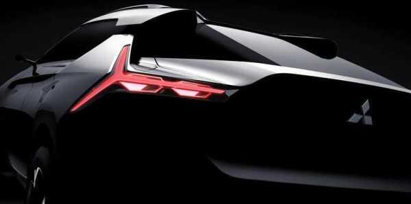 Mitsubishi Reveals e-Evolution suv