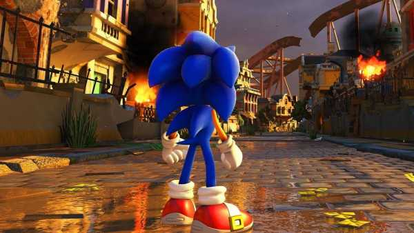 Nintendo Switch Edition of Sonic Forces Run at 720p, 30FPS, Confirmed SEGA