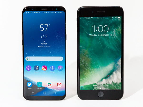 Samsung's Next Gen Chips Improve Battery Life on Galaxy S9