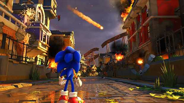 Sonic Forces Demo on Nintendo Switch Will Annoy You Easily
