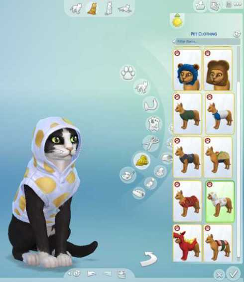 The Sims 4 Cats & Dogs Gets New Adorable Screenshots