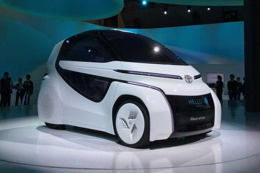 Toyota i-RIDE Concept