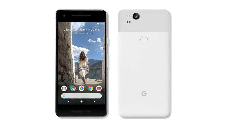 Google Pixel 2 vs iPhone 8