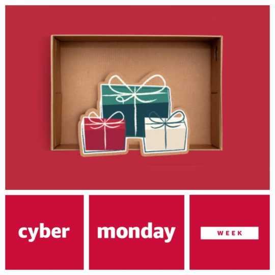 Amazon's Big Cyber Monday 2017