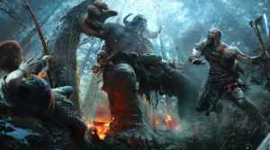 God of War Takes 30 Hours to Complete, More Announced at PlayStation