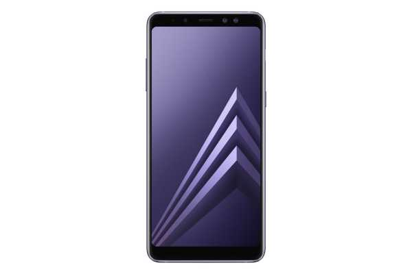 Samsung Galaxy A8 and A8+ 2018 Camera Specs