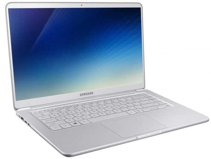 Samsung Launches New Notebook 9