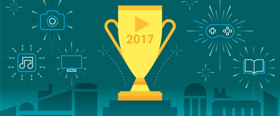 Google Play Best of 2017