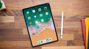 Apple is Working on New iPad Pro with Face ID and it Runs on iOS 11.3
