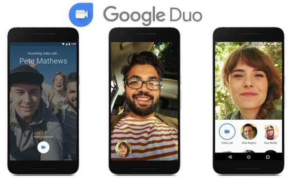 Google Duo Video Calling App