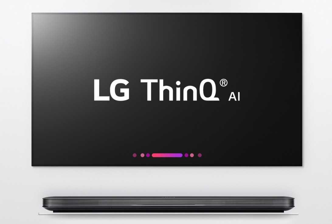 LG's 2018 TVs Get Alexa Google Assistant