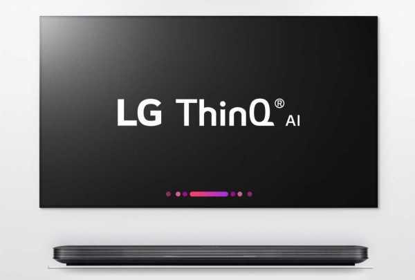 LG's 2018 TVs Get Alexa, Google Assistant