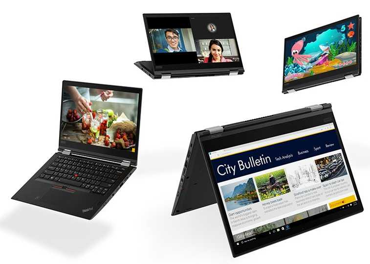 Lenovo ThinkPad X280 and X380 Laptops, Full Specs and Features Detailed