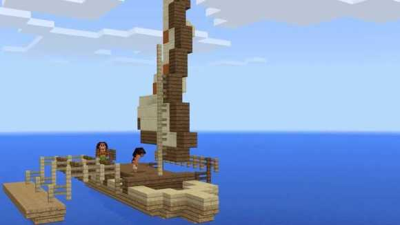 Minecraft New Character Pack Inspired by Disney's Moana