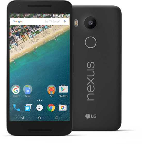 Nexus 5X 5 Best Android Phones that You Could Buy for Cheap in 2018
