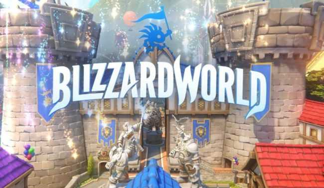 Grab Your Ticket to Blizzard World, Launching in Overwatch This Month