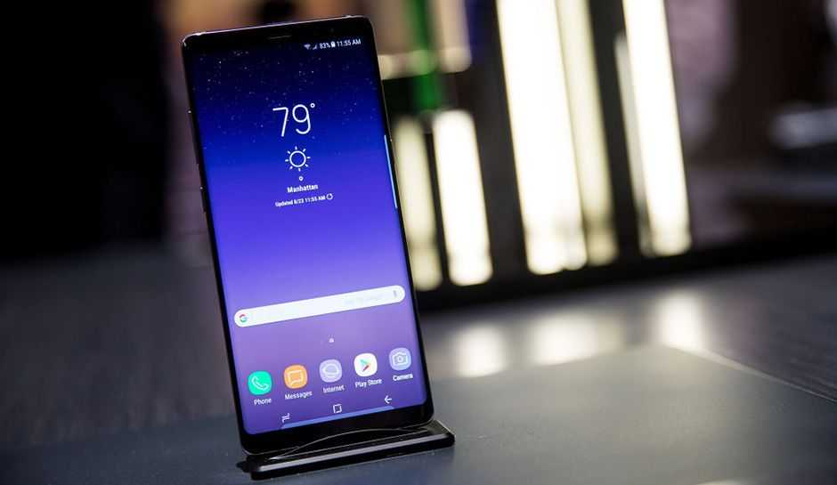 Save $250 on Verizon's Samsung Galaxy Note 8, S8, and S8+