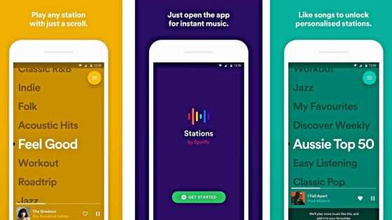 Spotify Targets Smartphone Users
