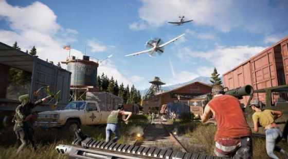 Ubisoft Reveals Far Cry 5 PC Specs and You Need a GTX 1080 SLI