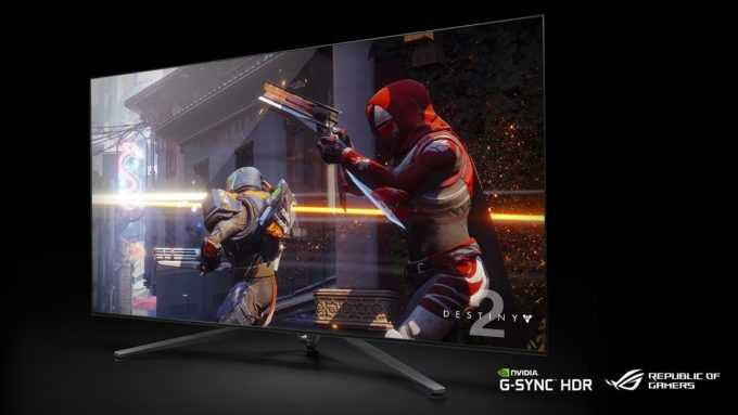Why You Shouldn't Game on Nvidia's BFGD 65-inch 4K Displays