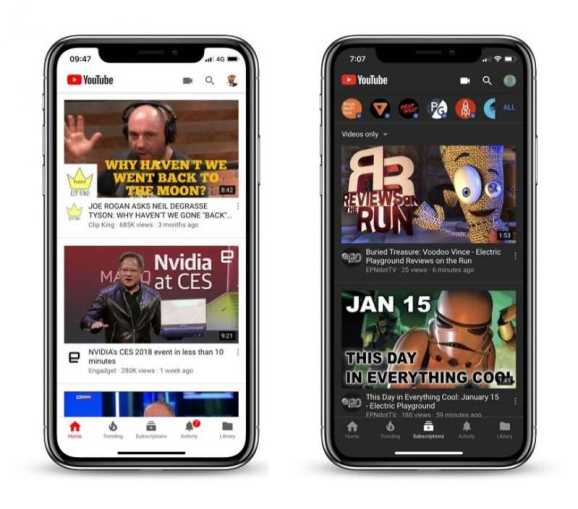 Youtube Dark Mode Make it Easier to Browse Videos in the Dark