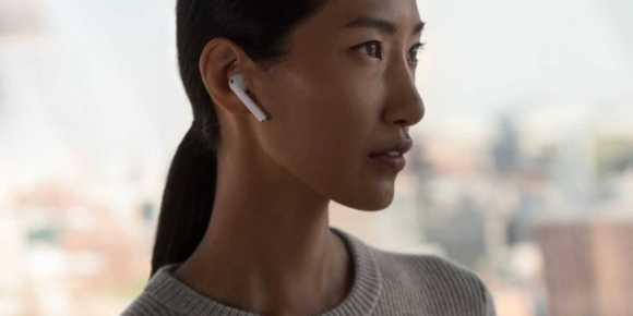 Apple AirPods 2018