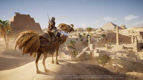 Assassin's Creed Origins Update 1.30 Rolled Out with New Modes and Lots of Bug Fixes