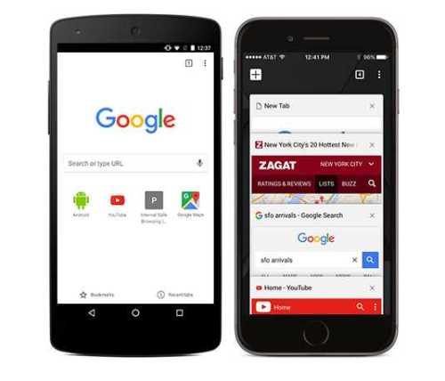 Google Chrome on Android Can Now Clean URLs