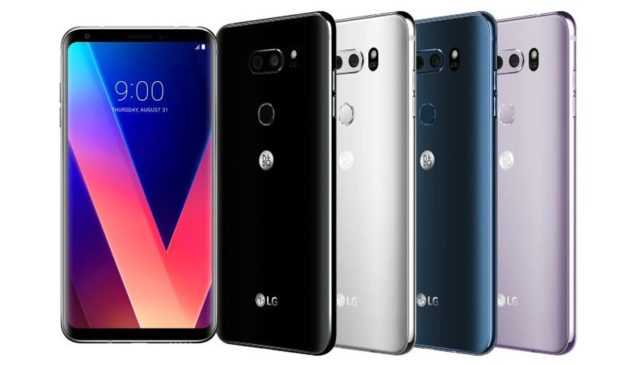 New LG V30 Rumored to Launch at MWC 2018 with LG Lens