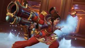 Overwatch Announces Lunar New Year Event, Begins on Feb 8th