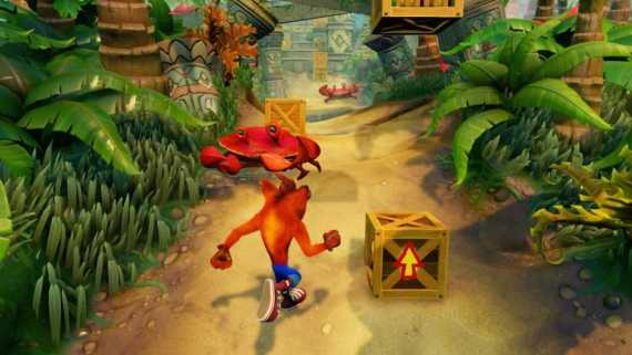 PS4 Exclusive Crash Bandicoot Trilogy May Launch on PC and Nintendo Switch 2018