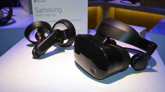 Samsung Details How HMD Odyssey Designed Brings Microsoft's Mixed Reality to Life