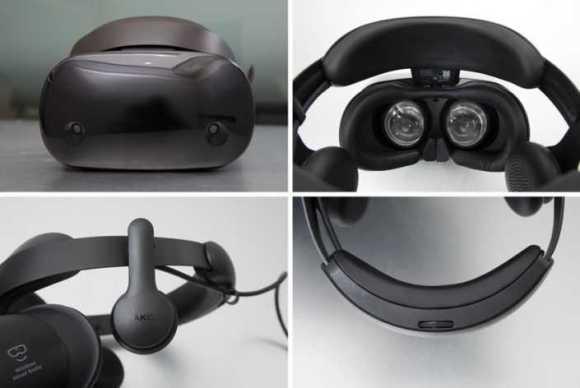Samsung Details How HMD Odyssey Designed Brings Microsoft's