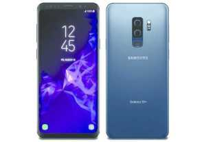 Samsung Galaxy S9+ Coral Blue Variant Confirmed in Leaked Picture