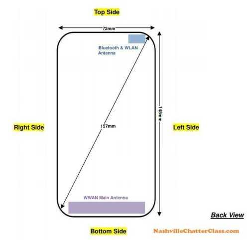 Asus Zenfone Max M1 Dimensions