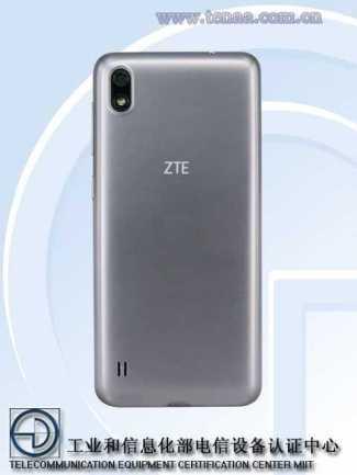 ZTE Blade A530 camera