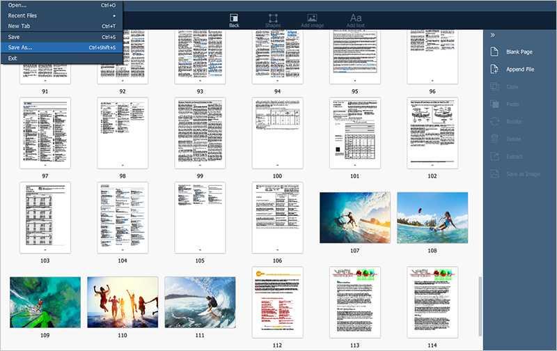 Movavi PDF Editor