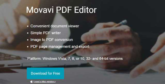 Movavi S Pdf Editor Can Now Do More Than Just Editing