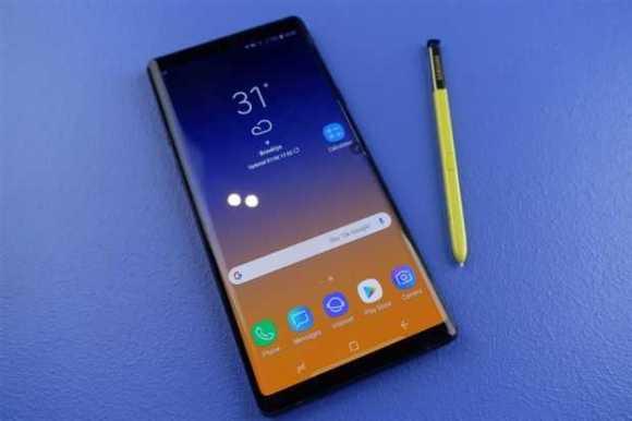 Samsung Galaxy Note 9 AT&T