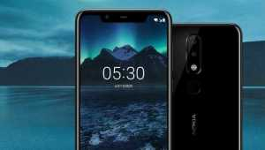 Nokia 5.1 Plus Kernel