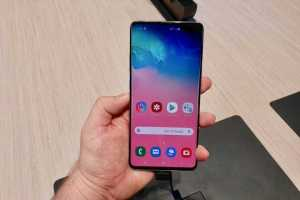 samsung galaxy S10 5G version a