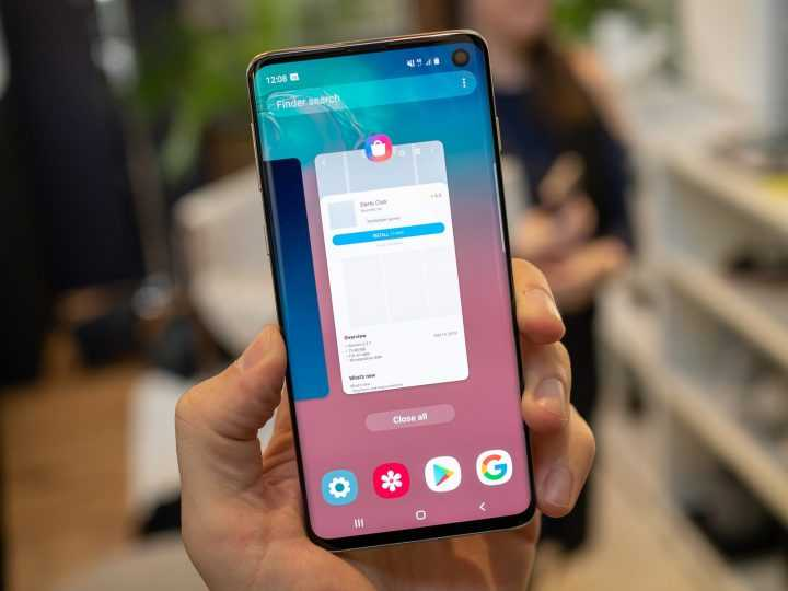 Update: Galaxy S10e too] TWRP Now Officially Available for