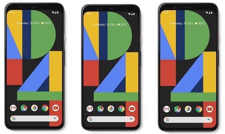 Google pixel 4 Verizon