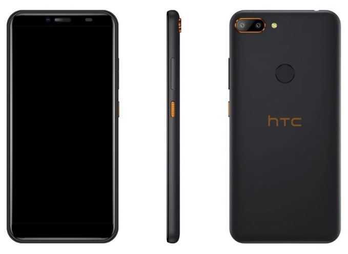HTC Wildfire R