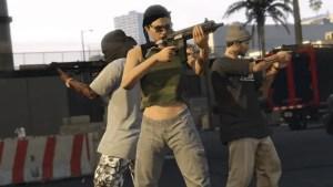 GTA online Missions