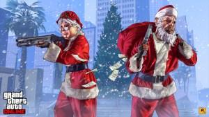 GTA Online Festive surprise